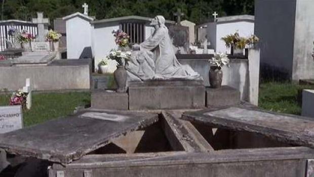 [TLMD - PR] Familiares exigen justicia tras exhumación de cadáveres