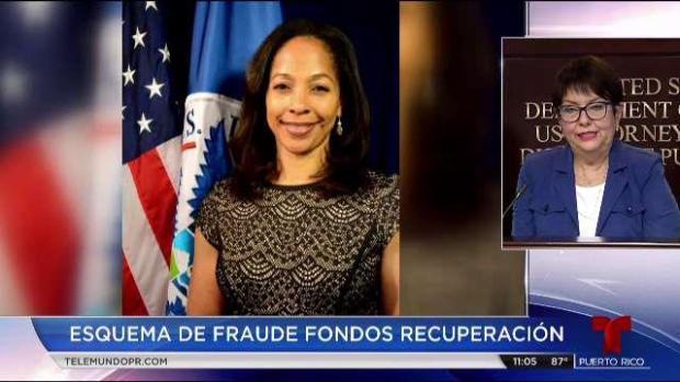 [TLMD - PR] Federales arrestan a exfuncionarias de FEMA y expresidente de COBRA