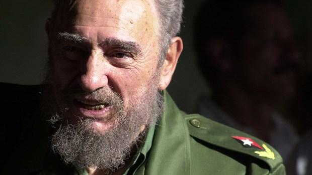 Fidel Castro en frases