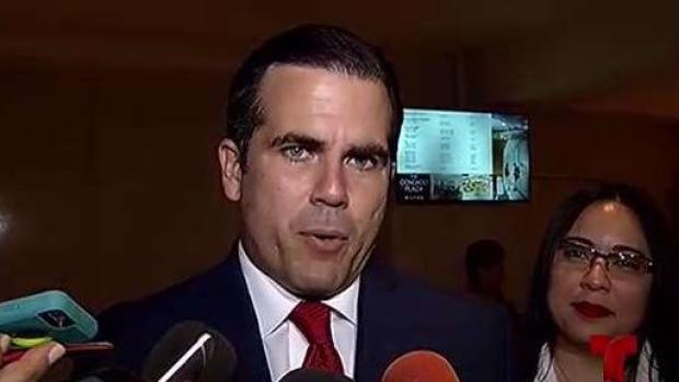[TLMD - PR] Gobernador electo sale para Nueva York