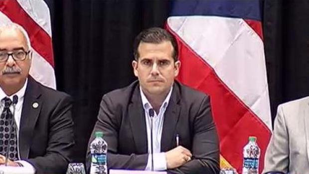 [TLMD - PR] Gobernador le exige acción de aseguradoras