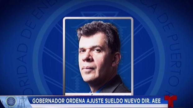 [TLMD - PR] Gobernador ordena ajuste a sueldo de nuevo jefe de AEE