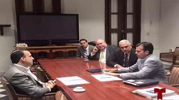 Gobernador no entregará presupuesto enmendado a la JCF