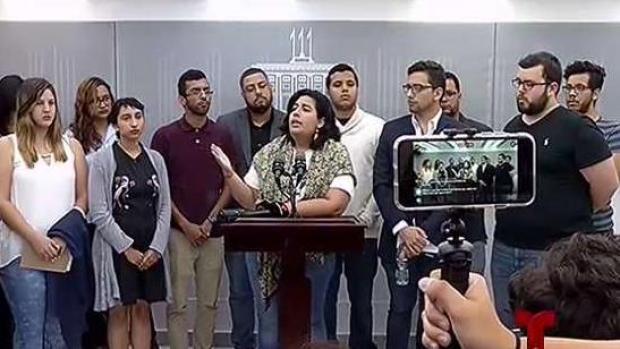 [TLMD - PR] Gobernador se reúne con líderes estudiantiles de la UPR