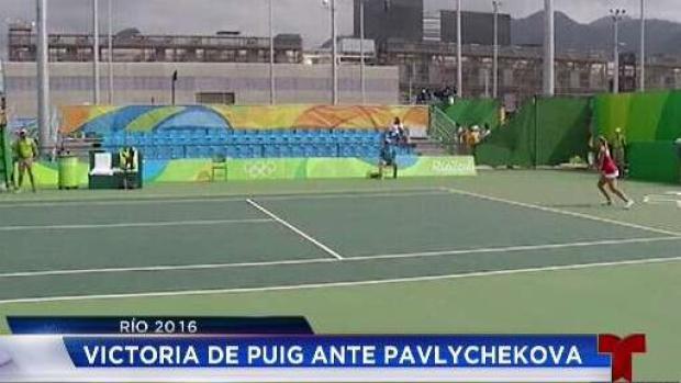 [TLMD - PR] Gran actuación de Mónica Puig en Rio 2016