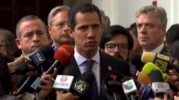 [TLMD - PR] Venezolanos apelan al corazón de los militares