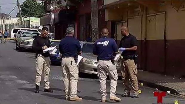 [TLMD - PR] Guerra por drogas deja a tres heridos en Río Piedras