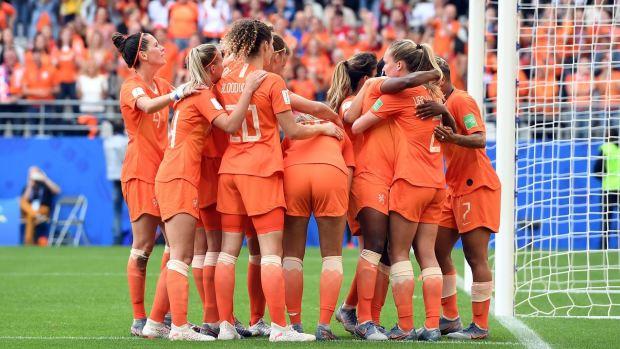 [WWC 2019 PUBLICADA] Holanda hace pleno y deja a Canadá sin el liderato