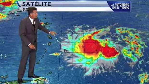 [TLMD - PR] Harvey traerá lluvias pasajeras