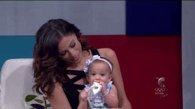 [TLMD - PR] Hermosa la bebé de Jessica Serrano