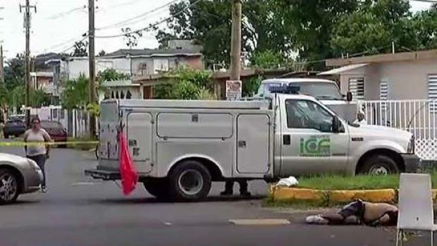 [TLMD - PR] Hombre muere abatido a tiros en Levittown