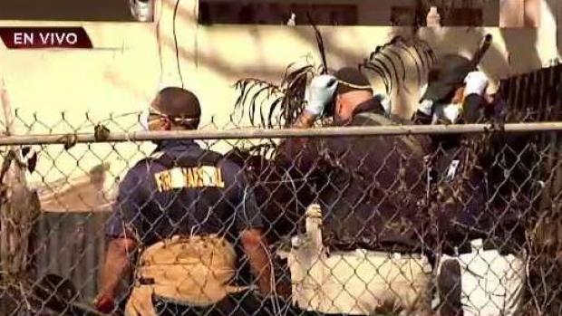 [TLMD - PR] Hombre muere calcinado en una casa en Ponce