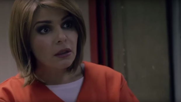 "¿Llegará ""Soraya Montenegro"" a la cárcel en ""Orange Is The New Black""?"