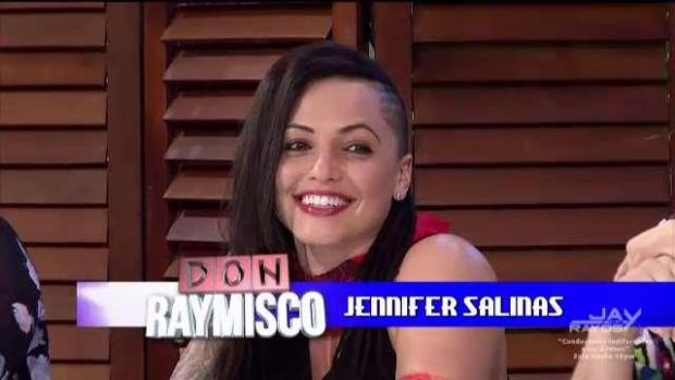 [TLMD - PR] Jennifer Salinas entre el jurado de ''Don Raymisco''