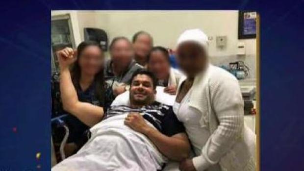 [TLMD - PR] Jerry Rivera se recupera de aparatosa caída