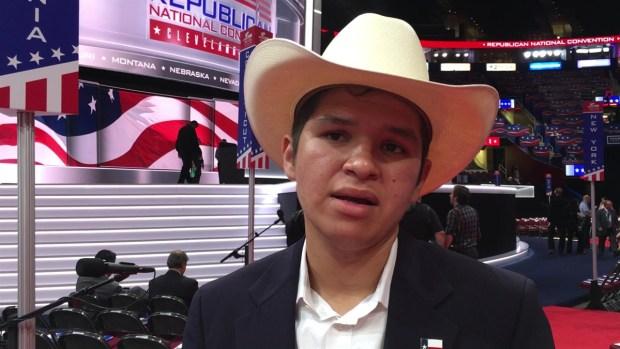 El delegado Jorge Villareal