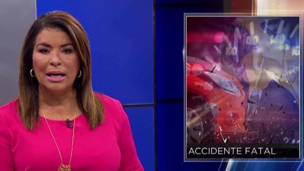 [TLMD - PR] Joven muere calcinado tras impactar poste de la AEE en Patillas
