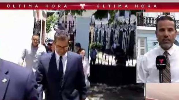 Juramentación de Pierluisi es inconstitucional