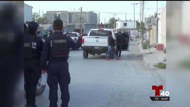 [TLMD - McAllen] México: Liberan a mujer y menores presuntamente secuestradas