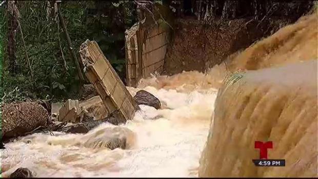 [TLMD - PR] Lluvias causan estragos en Ceiba
