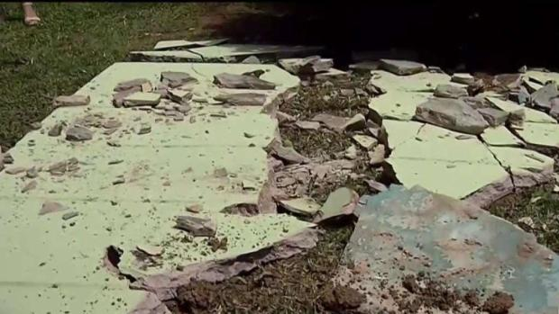[TLMD - PR] Angustiados en Guayama tras el temblor