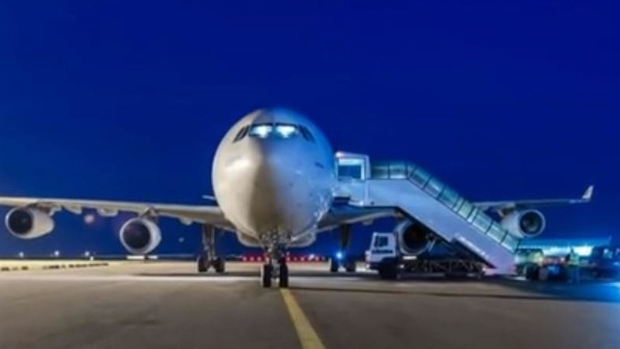 [World Cup 2018 PUBLISHED] Así es el extra lujoso avión que llevará a Messi al Mundial de Rusia