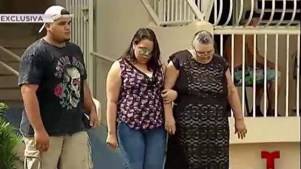 [TLMD - PR] Madre perdona a sicarios que acribillaron a su hijo