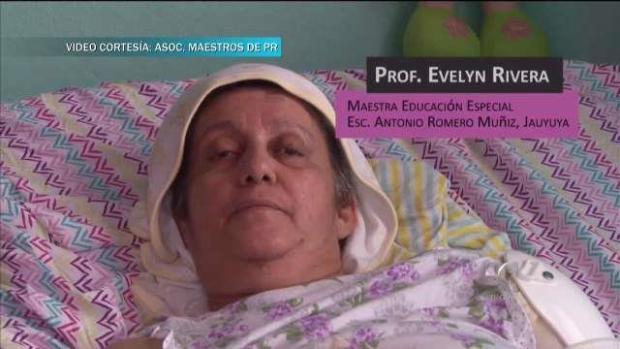 [TLMD - PR] Maestra de Jayuya sobrevive trágica experiencia en María