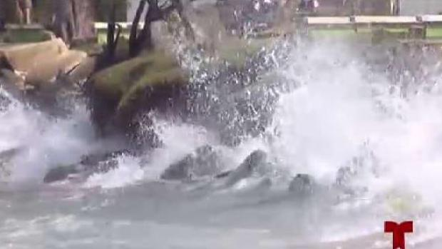 [TLMD - PR] Manejo de Emergencias se prepara para fuertes marejadas