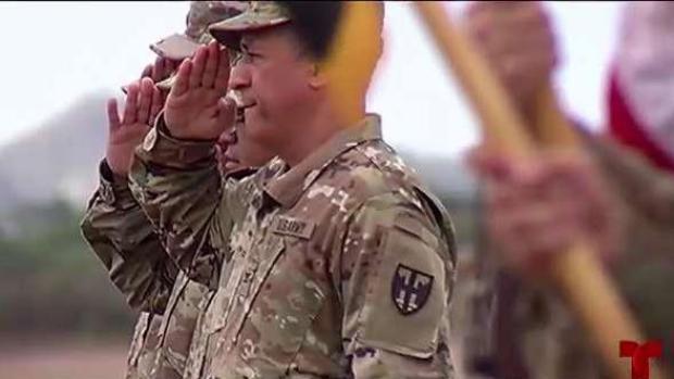[TLMD - PR] Más soldados boricuas parten hacia el Medio Oriente