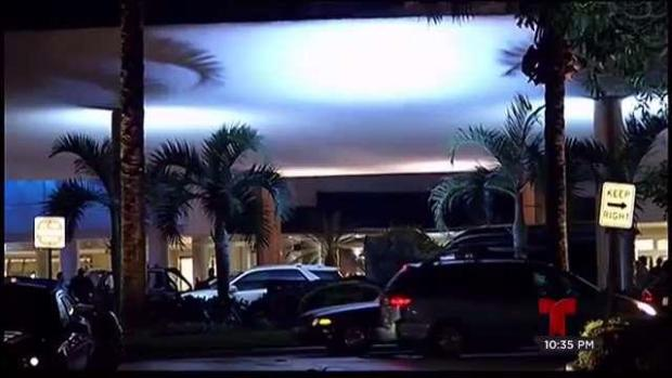Fallece menor baleado en Caribe Hilton