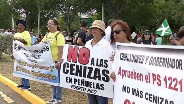 [TLMD - PR] Mensaje del Gobernador no estuvo exento de protestas