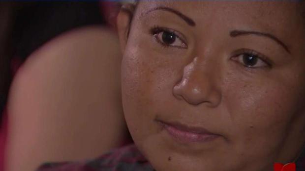 [TLMD - LA] Migrante cuenta su trayecto de Honduras a EEUU con sus hijas