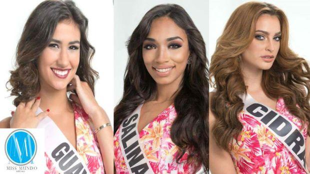 Conoce a las candidatas de Miss Mundo de Puerto Rico
