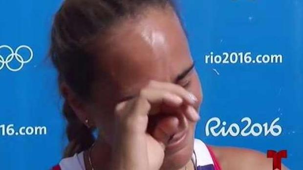 [TLMD - PR] Mónica Puig llora de la emoción