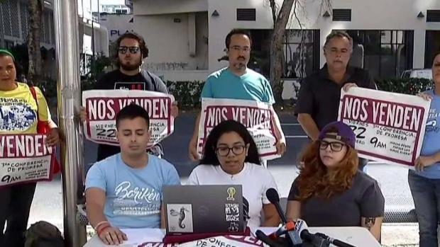 [TLMD - PR] Movimiento estudiantil anuncia manifestación durante tercera conferencia de Promesa