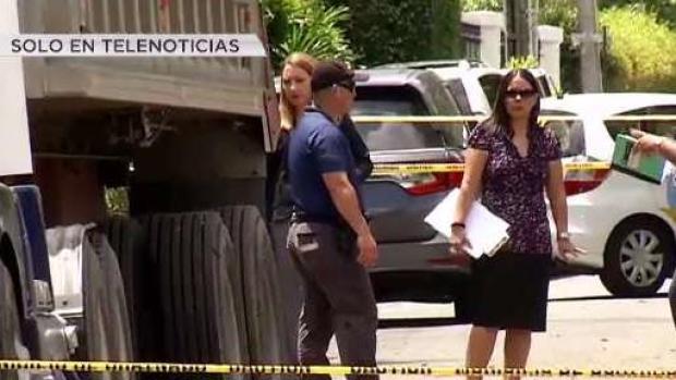 Mujer muere arrollada en urbanización de Guaynabo