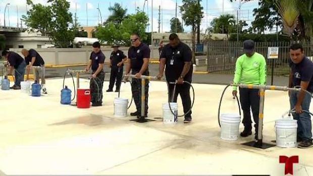 [TLMD - PR] Municipio de Bayamón abre megacentro de distribución de agua