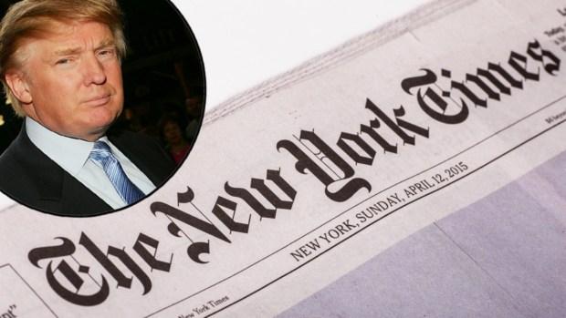 NYT: Trump podría no haber pagado impuestos por 18 años