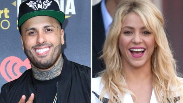 Cantante colombiana Shakira debuta como locutora de radio