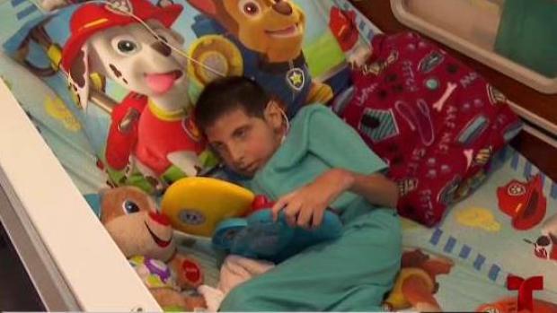[TLMD - PR] Niño de 11 años sufre varias condiciones y necesita ayuda