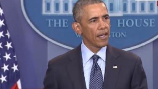 Obama habla al pais