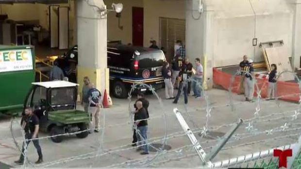 Federales desarticulan peligrosa organización en Humacao