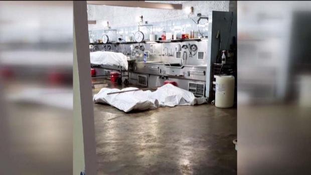 Consternación por imágenes de cadáveres en Ciencias Forenses