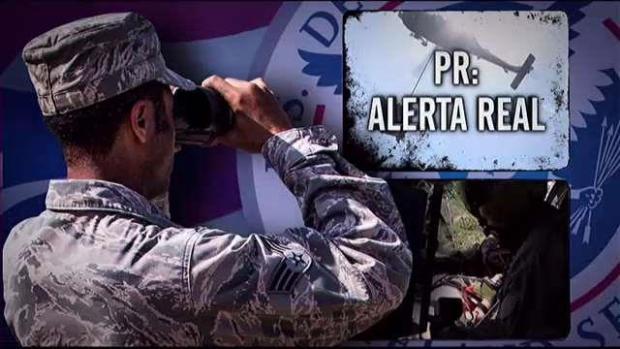[TLMD - PR] PR: Alerta Real