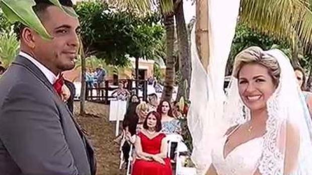 [TLMD - PR]  Pareja logra tener su boda de ensueño