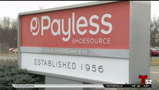 [TLMD - LV] Payless cierra todas sus tiendas