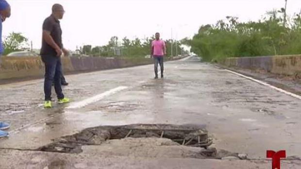 [TLMD - PR] Peligroso estado de puente en Las Piedras