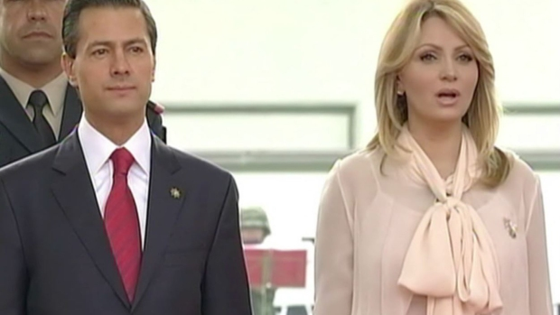 Video: Peña Nieto niega crisis matrimonial