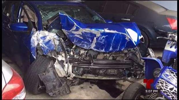 [TLMD - PR] Persecución policíaca culmina en accidente grave
